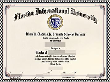 FIU文凭购买