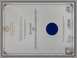 UQ文凭购买