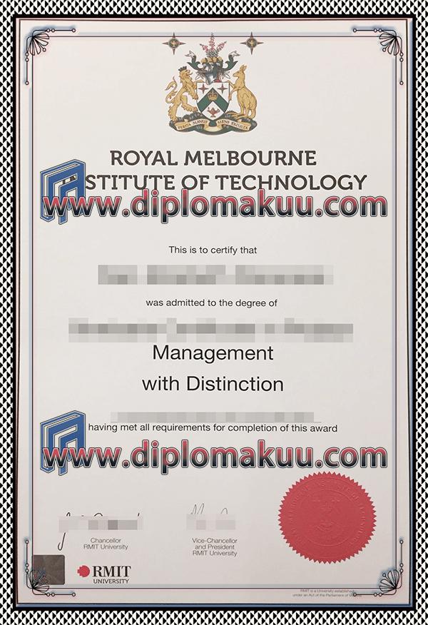 RMIT文凭购买